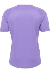 Hummel - DUO SET - Sports shorts - paisley purple/white - 2