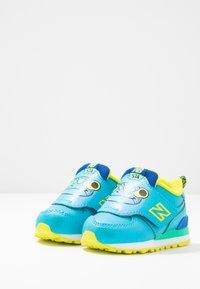 New Balance - IV574ZOF - Sneakers basse - blue - 3