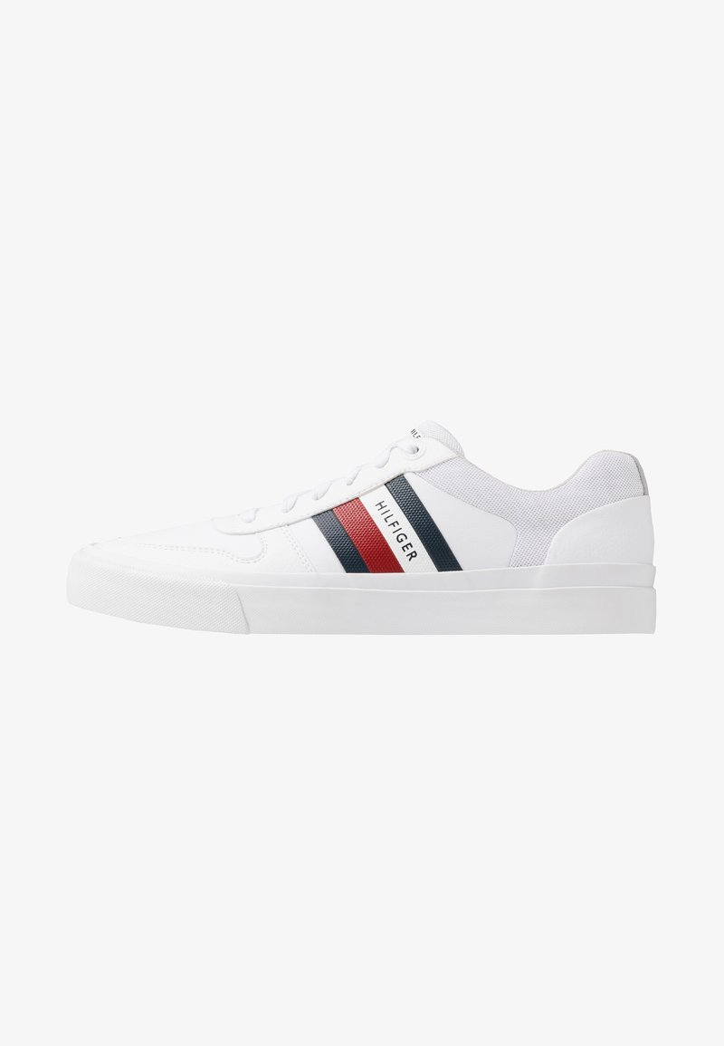 Tommy Hilfiger - CORE CORPORATE MODERN - Sneakers basse - white