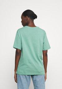 Trendyol - Jednoduché triko - mint - 2