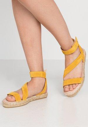 Espadrillot - yellow