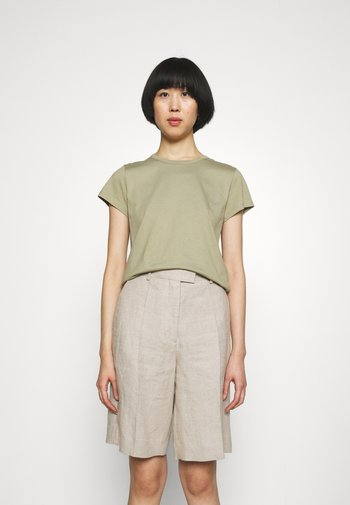 EDNA - T-shirt - bas - sage green