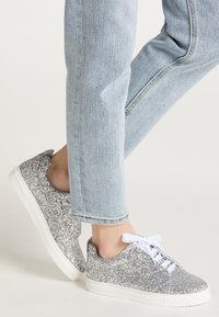 myMo at night - Sneakers laag - silver glitter - 0