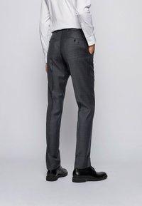 BOSS - Suit trousers - dark grey - 2