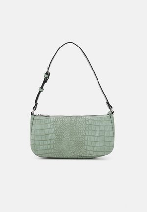BAG ELLA CROCO - Handbag - light green