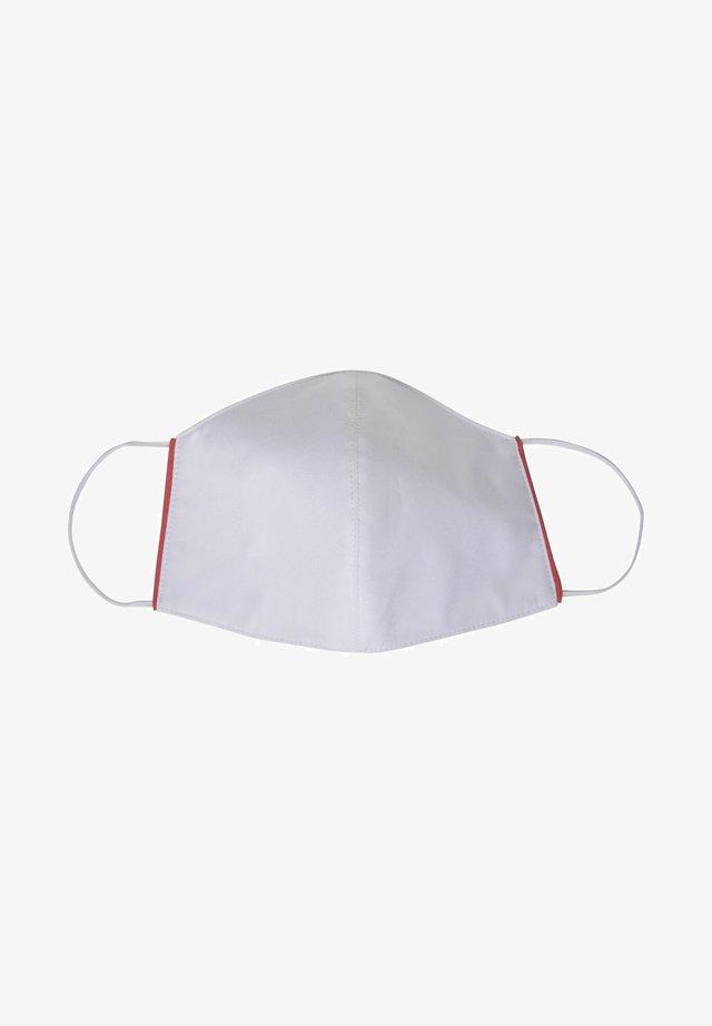 Community mask - bright white