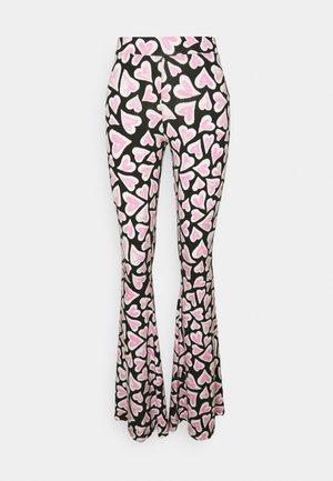 SANA FLARED  - Pantaloni - multi