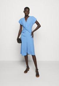 HUGO - KETISA - Maxi dress - turquoise/aqua - 1