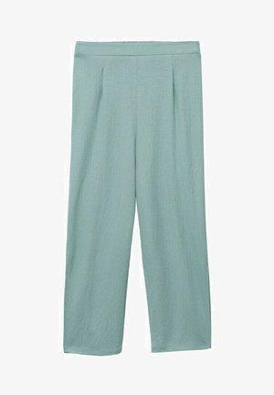 Trousers - vert d eau