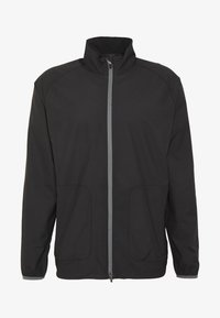 Puma Golf - ZEPHYR JACKET - Větrovka - black - 5