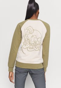 Burton - KEELER CREW - Sweatshirt - khaki - 2