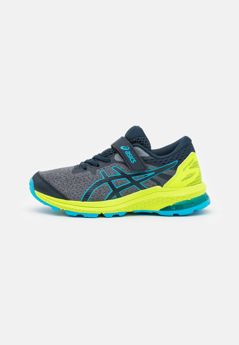 ASICS - GT-1000 10 UNISEX - Stabilty running shoes - french blue/digital aqua