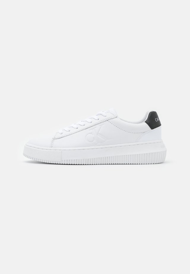 CHUNKY SOLE LACEUP  - Sneakers laag - bright white