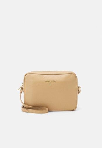BORSA - Across body bag - pompei beige