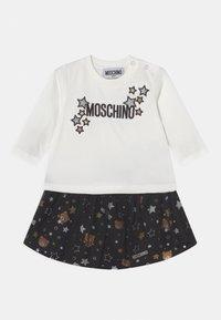 MOSCHINO - SET - Mini skirt - black - 0