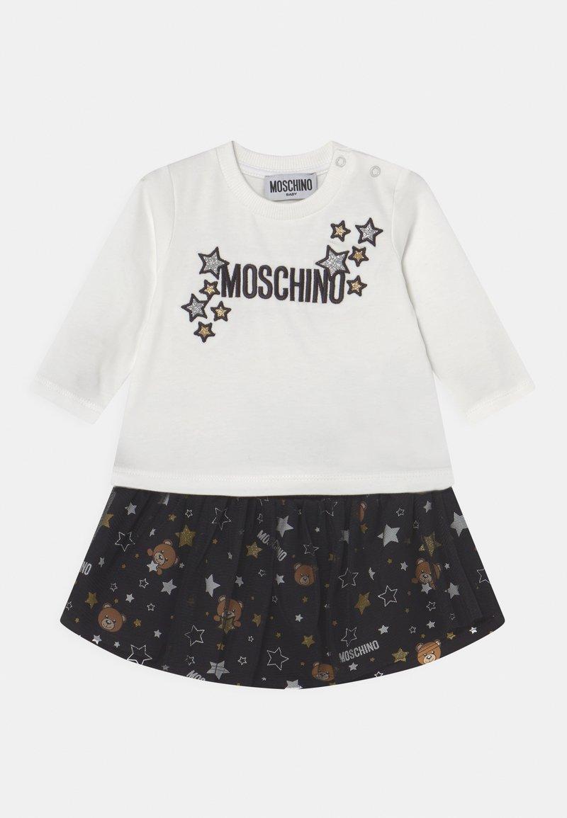 MOSCHINO - SET - Mini skirt - black