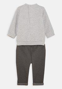 OVS - TROUSERS SET - Sweater - glacier gray - 1