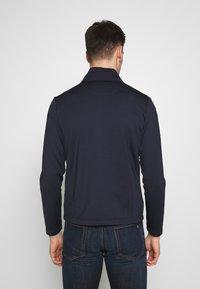 North Sails - FULL ZIP - Training jacket - navy blue - 2