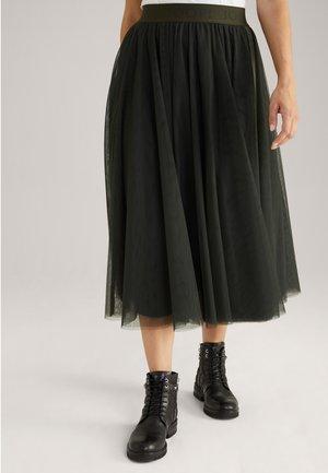 FRIDI - A-line skirt - oliv