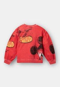 Desigual - MICKEY - Sweatshirt - red - 4