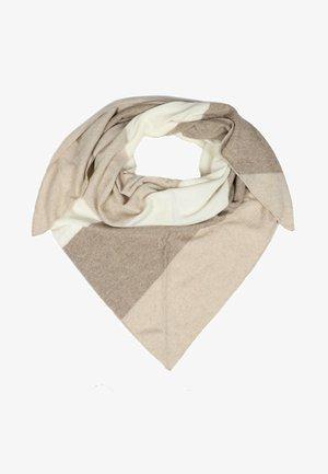 Foulard - beige combo