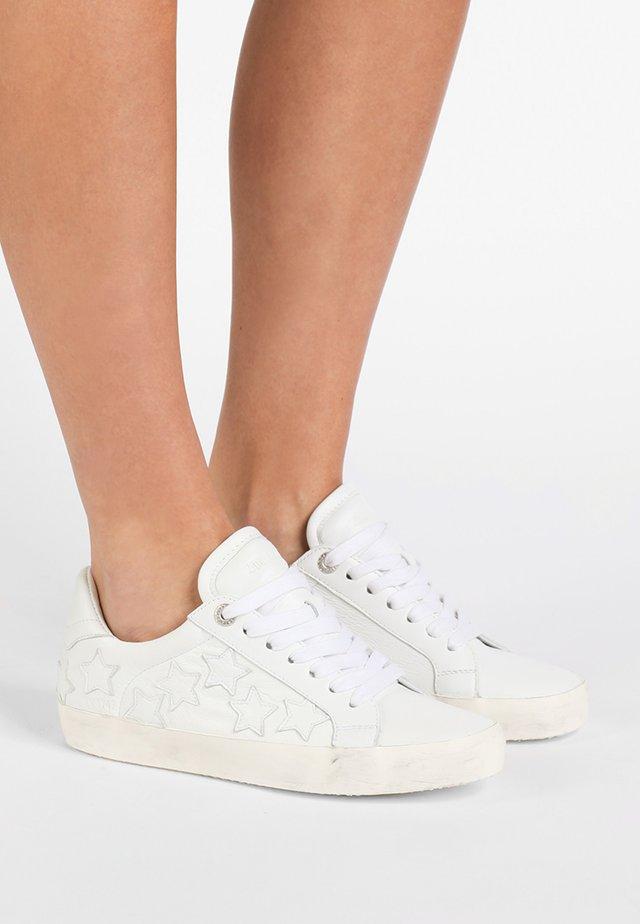 STARS - Sneaker low - blanc