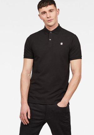 DUNDA  - Polo shirt - dk black