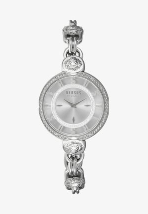 LES DOCK'S - Watch - silver-coloured