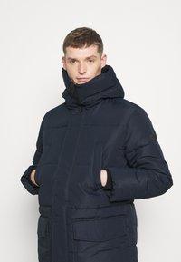 TOM TAILOR DENIM - Winter coat - sky captain blue - 3