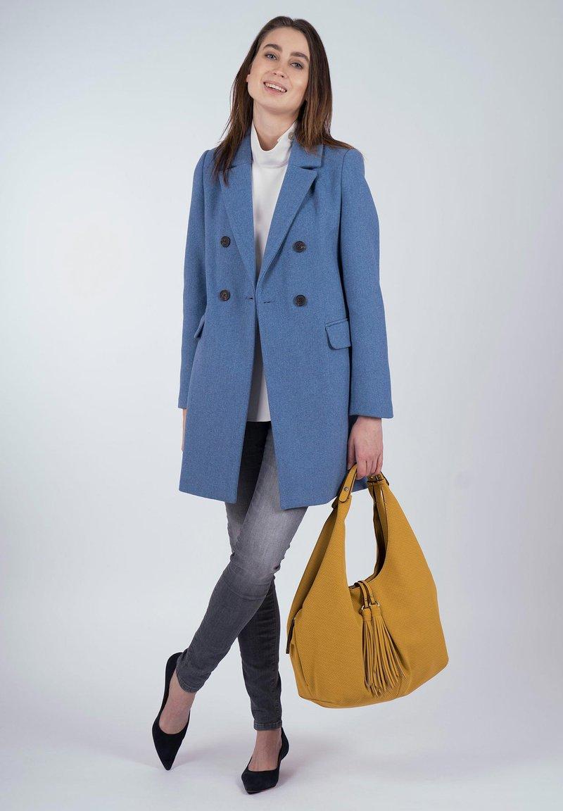SURI FREY - MELLY - Käsilaukku - yellow