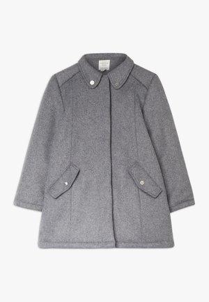 Zimní kabát - graumeliert mittel