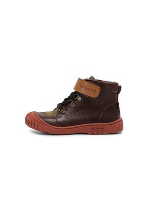 DALLAS - Winter boots - brown