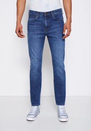 AUSTIN - Jeans straight leg - mid bluegrass