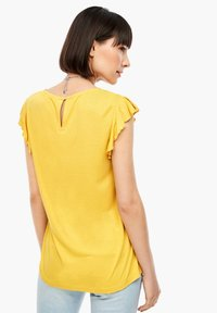 s.Oliver - Blouse - yellow - 2