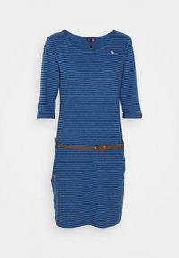 Ragwear - TANYA - Jersey dress - blue - 3