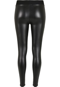 Urban Classics - Leggings - Trousers - black - 8