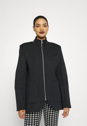 NEW CLASSICS SUIT  - Short coat - black