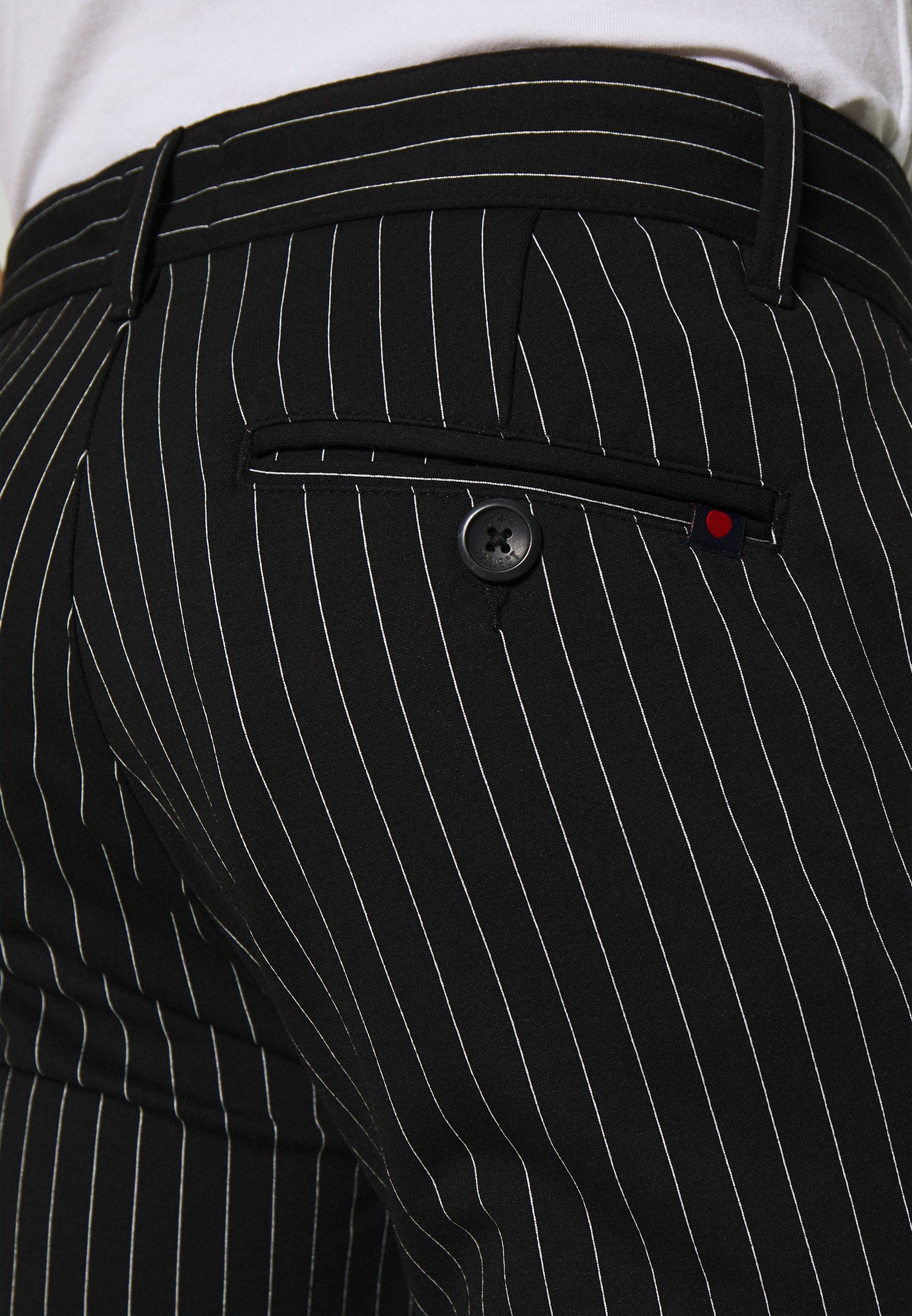 Men PONTE ROMA PLAIN - Trousers