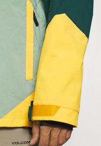 O'Neill - ORIGINAL ANORAK - Hardshell jacket - light green - 7