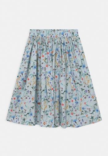 BREE - A-line skirt - light blue