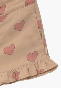 TINYCOTTONS - HEARTS - Kraťasy - nude/red - 3