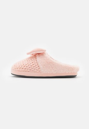 Domácí obuv - rose