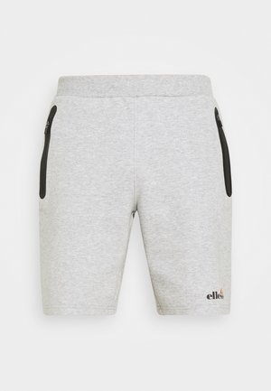 ASTERO SHORT - Sports shorts - grey marl