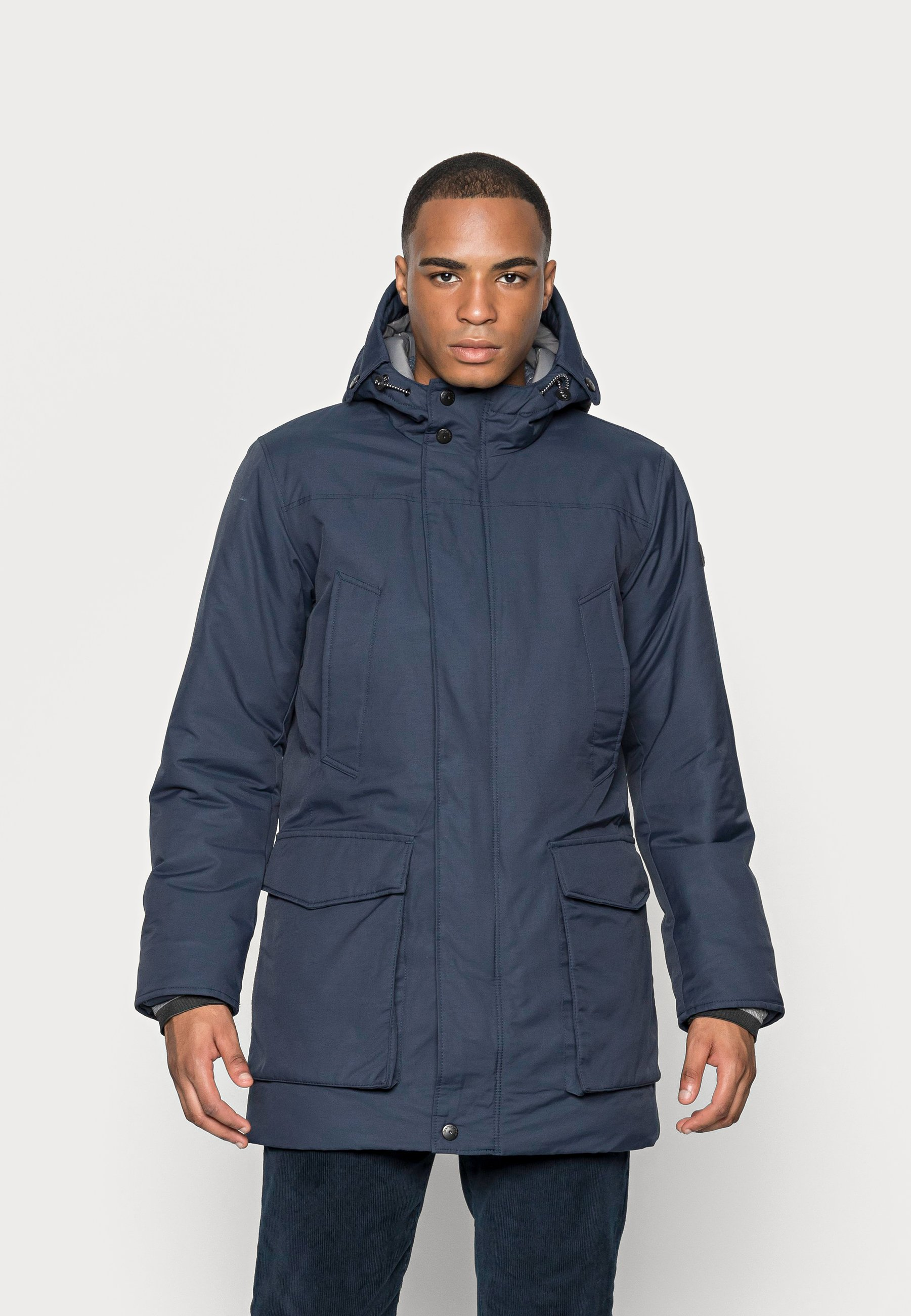 Homme JACKET REGULAR FIT FULLY LINED THERMORE PADDING HOOD - Veste d'hiver