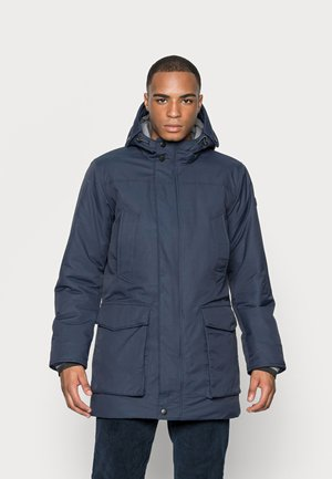 JACKET REGULAR FIT FULLY LINED THERMORE PADDING HOOD - Winter coat - total eclipse