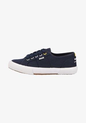 Sneakersy niskie - dunkelblau