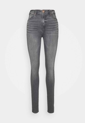 ONLPAOLA LIFE - Jeans Skinny Fit - grey denim