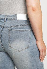 Glamorous Curve - Jeans Skinny Fit - vinatge light wash - 5