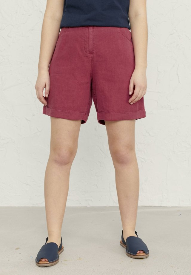 PENDERLEITH - Shorts - red