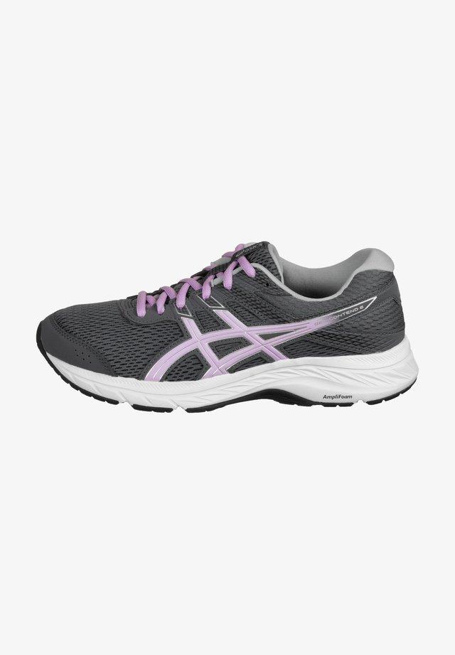 GEL-CONTEND - Obuwie do biegania treningowe - carrier grey / lilac tech